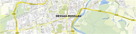 Download Map Dessau-Roßlau