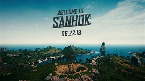 "New PUBG ""Welcome to Sanhok"" Video Posted in Celebration"