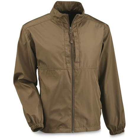 Mil-Tec Military Style Wet Weather Jacket - 660536