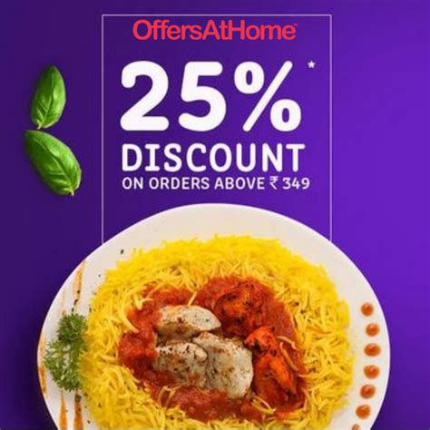 Get 25% Discount on Great Food by Faasos ! | Great recipes