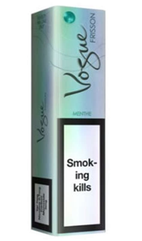 Buy Discount 3 Cartons Vogue Menthol Superslims 100's (400