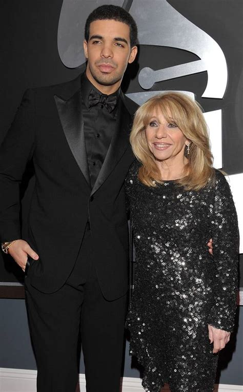Drake & Sandi Graham from Parents as Red Carpet Dates | E