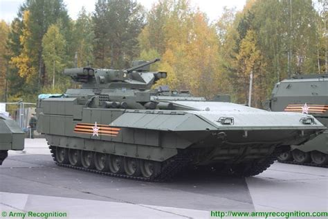 T-15 BMP Armata AIFV Armoured IFV Infantry Fighting