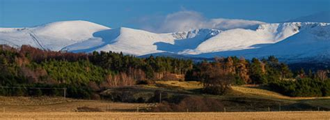 Cairngorms National Park (Walkhighlands)
