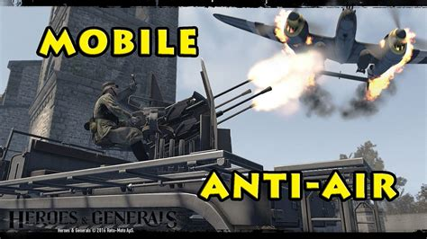 Mobile Anti Air, All Factions, Adams Update - Heroes and