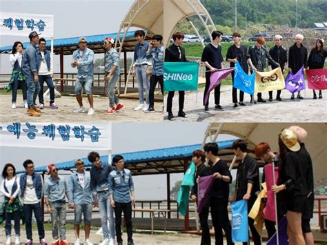 """""""Running Man"""" to Compete with Idol Teams   Soompi"""