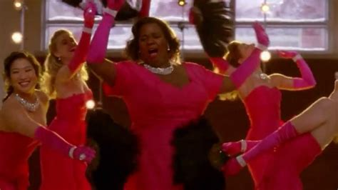 GLEE - Diamonds Are A Girl's Best Friend/Material Girl