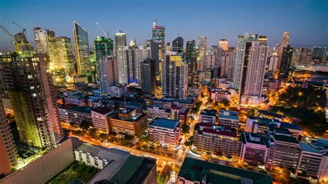 Makati, Philippines - May 8, Stock Footage Video (100%