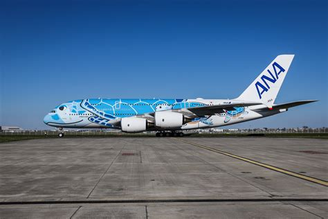 All Nippon Airways Gets (Likely) Last First A380 Delivery