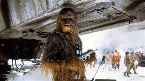 The *new* Chewbacca just penned a touching tribute to the
