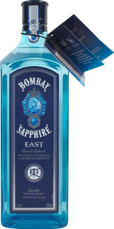 Bombay Sapphire East London Dry Gin 1 L 42 % Vol hier kaufen