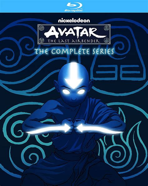 Avatar – The Last Airbender: The Complete Series release