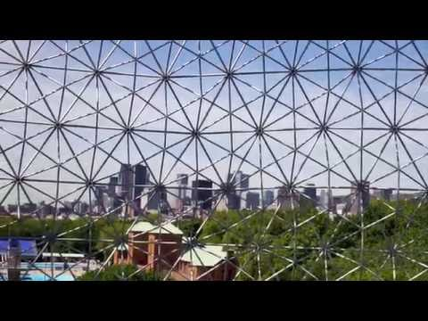 Tram, United States Pavilion, Geodesic Dome, Expo-67