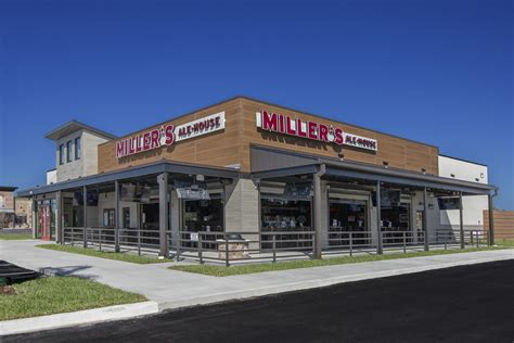 Miller's Ale House - Tampa USF | Restaurant & Sports Bar