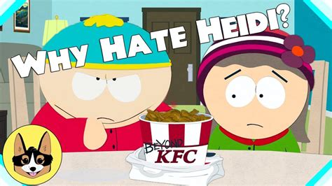 Why did Cartman Stop Liking Heidi? | South Park Theory