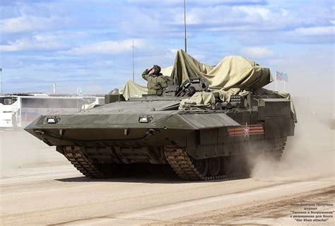 T-15 BMP Armata AIFV Armoured Infantry Fighting Vehicle
