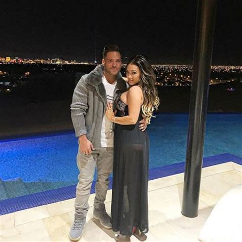 Ronnie Magro-Ortiz and Girlfriend Get in Vicious Social