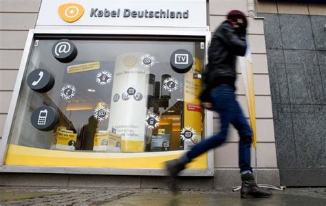 Vodafone Approaches German Cable Giant Over Potential Deal