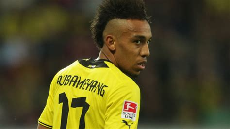 Transfer news: Pierre-Emerick Aubameyang rules out