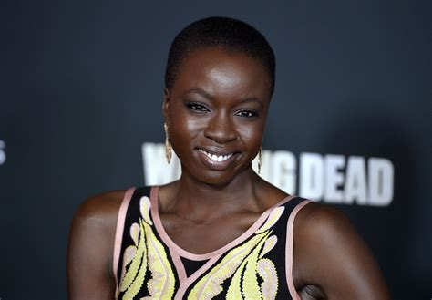 The Walking Dead's Danai Gurira on Black Panther: 'It's