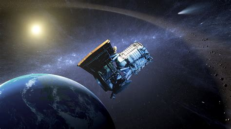 NASA's Search for Asteroids to Help Protect Earth and