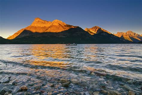 Waterton Lakes National Park - Alberta - Canada