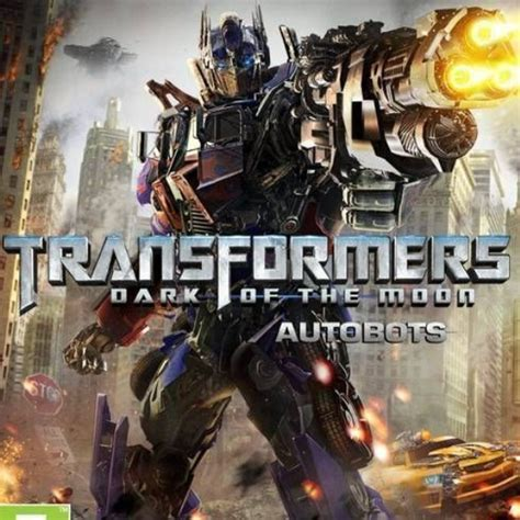 Play Transformers Dark of the Moon: Autobots on NDS