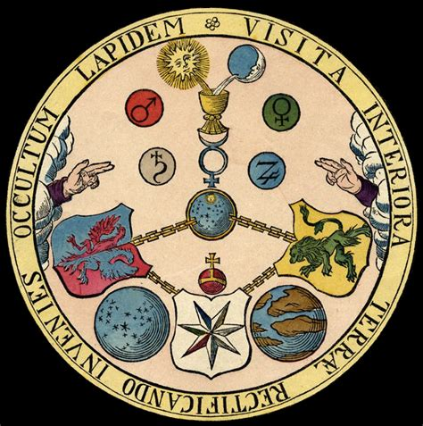 The Hollow Earth: The Rosicrucian Mystery of V