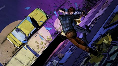 The Wolf Among Us - A Telltale Games Series (PS4