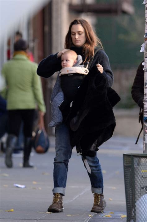 Keira Knightley With her daughter -15 – GotCeleb
