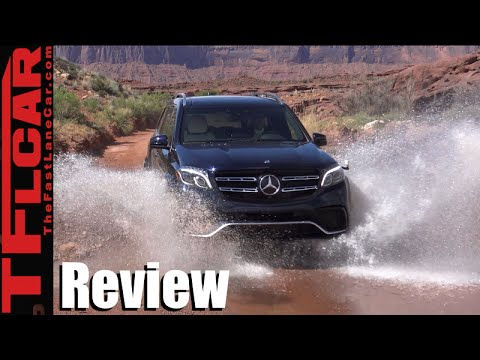 Mercedes-Benz GL 63 AMG Tested by autoevolution