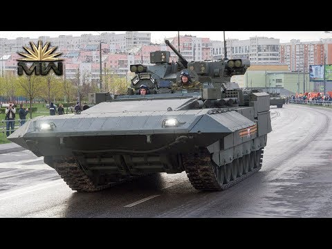 T-15 (Armata) (Object 149) Heavy Infantry Fighting Vehicle