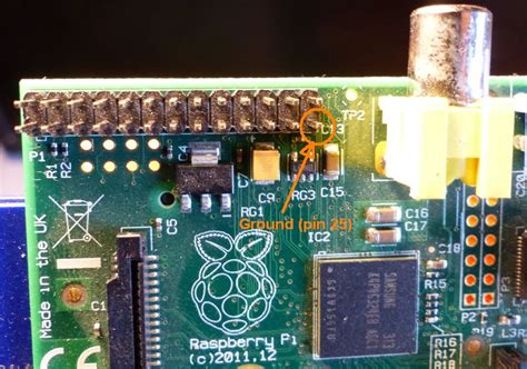 Meet the Raspberry Pi GPIO Connector | Geeks3D