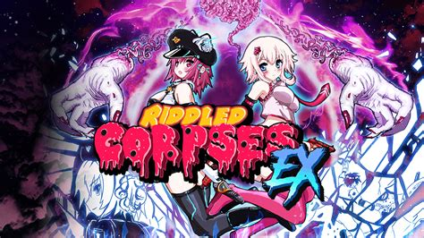 Riddled Corpses EX Game   PS4 - PlayStation