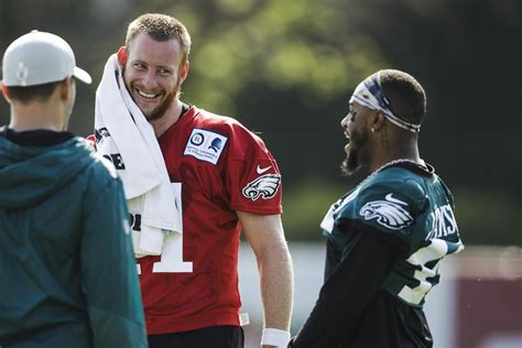 Carson Wentz and DeSean Jackson have a big day - Sports