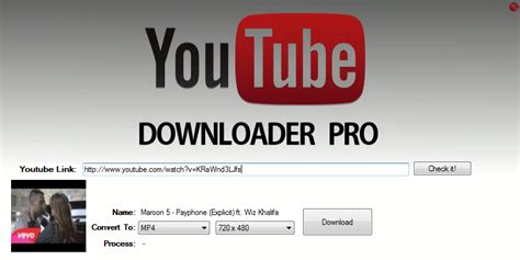 YouTube Downloader Pro - Free download and software