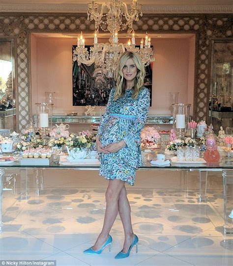 Nicky Hilton to gives birth to her second daughter Teddy