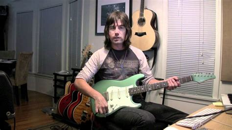 """Pete Thorn performs the song """"Homage"""" on the Axe FX 2"""