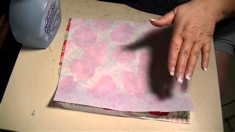 Fusible Interfacing - YouTube
