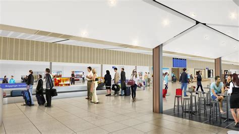 New Hobart International Airport arrivals hall to be