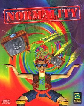 Normality (video game) - Wikipedia