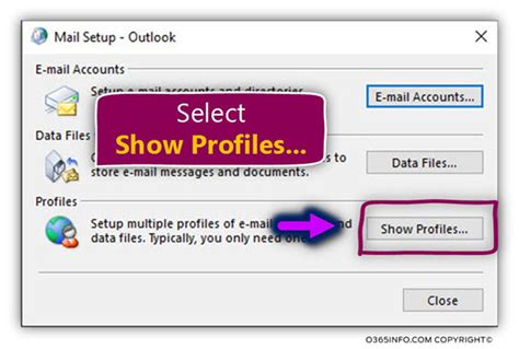 Outlook 365 new manual imap problem