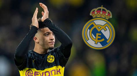 Bericht: Real Madrid an Transfer von Jadon Sancho