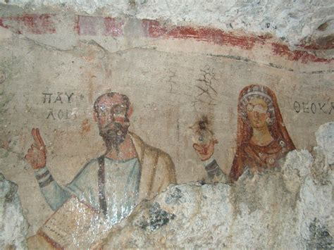 Adventus: Acts of Paul and Thecla and other people
