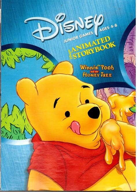 Disney's Animated Storybook: Winnie the Pooh and the Honey