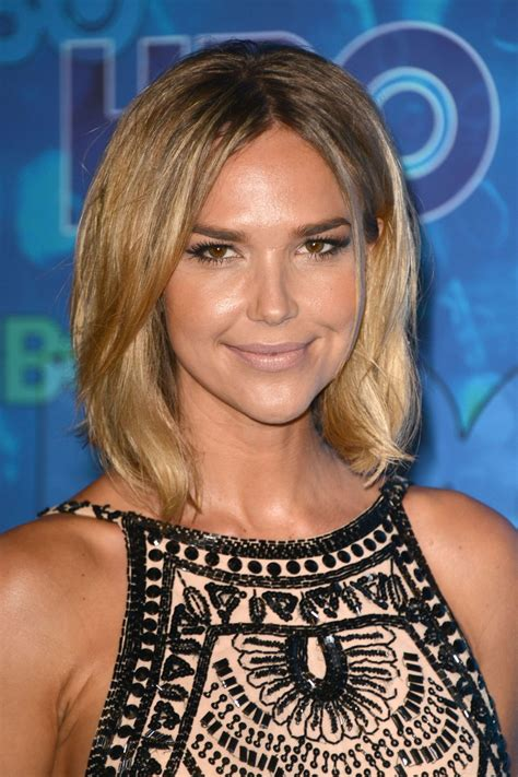 ARIELLE KEBBEL at HBO's 2016 Emmy's After Party in Los