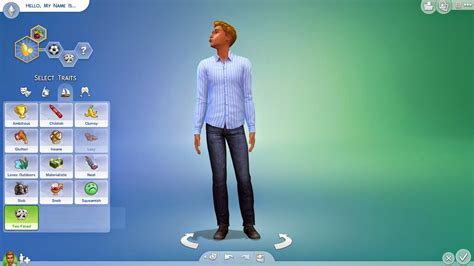 My Sims 4 Blog: Two-Faced Trait by TS4WORLD
