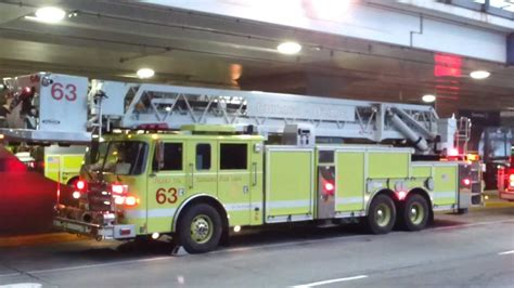 O'Hare Int'l Airport - Chicago Fire Department - Airline