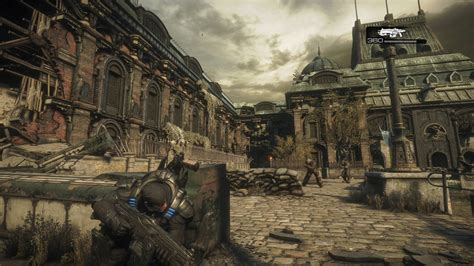 Gears of War: Ultimate Edition - First Official 4K