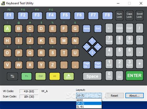 Download Keyboard Test Utility 1